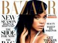 Ріанна в журналі Harper `s Bazaar. Серпень 2012
