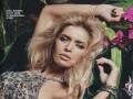 Вера Брежнева снялась в образе амазонки в откровенной фотосессии для Glamour