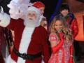 Мерайя Кері запалила різдвяні вогні в Нью-Йорку