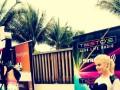Мика Ньютон и DJ Пол Окенфолд презентовали совместный трек в Майами.