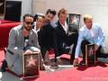 Backstreet Boys отримали зірку на Алеї слави