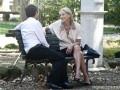 Шерон Стоун на зйомках нового фільму в Римі