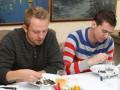 Ресторан «Борщ!» у Литві створив десерт на честь гурту BIPLAN і пісні українською «Amore»