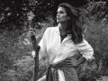 Синди Кроуфорд в журнале V Magazine. Декабрь 2013