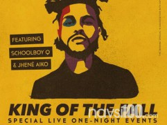 The Weeknd �������� ����� ��� �King Of The Fall�