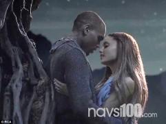 ����� ��� Chris Brown �� Ariana Grande