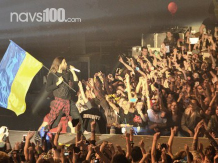 30 Seconds To Mars ����� �������� �� ���� � ���������