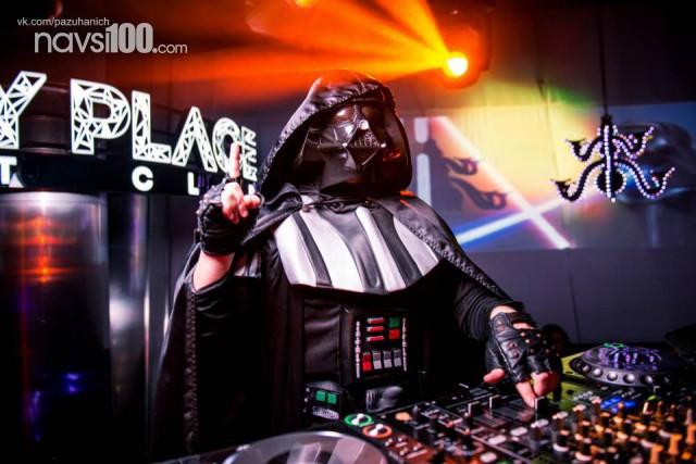 Darth Vader �������� � ������ ����� �������� �������