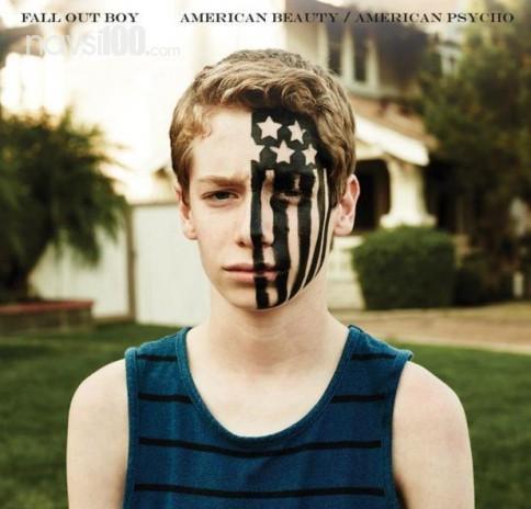 Fall Out Boy ����������� ��� �� ���� �American Beauty/American Psycho�