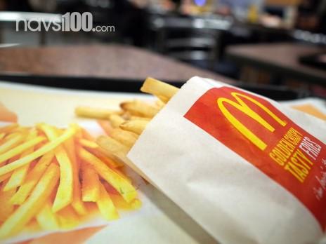 McDonald's ������ ������� ������� ������������ �������-��