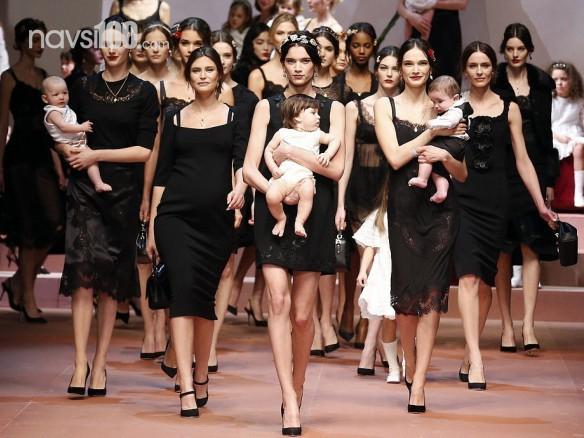 ����� Dolce & Gabbana ������ �� ����� � ���������� �����