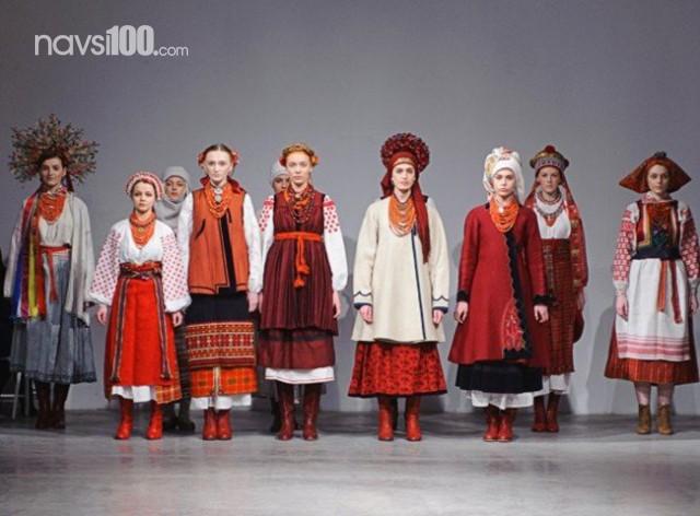 �� Ukrainian Fashion Week ������������ ��������� ���������� �������