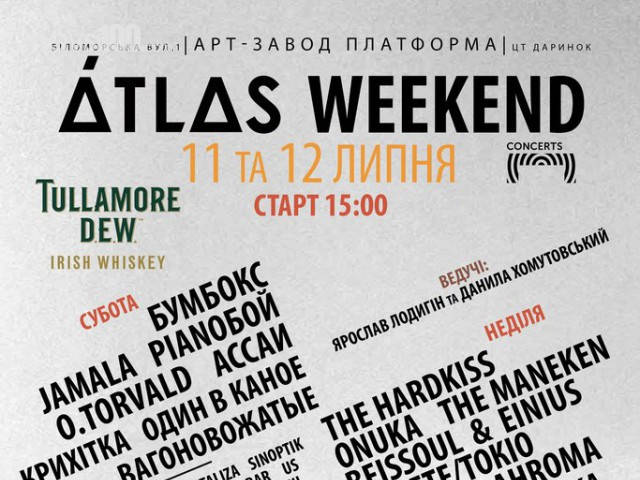 ATLAS WEEKEND � ���