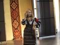 Українські зірки продемонстрували старовинні борщівські вишиванки