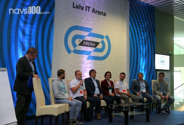 Lviv IT Arena 2015 � �������㳿, ������� � �����