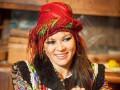 Руслана показала себе з люлькою під час експедиції Карпатами