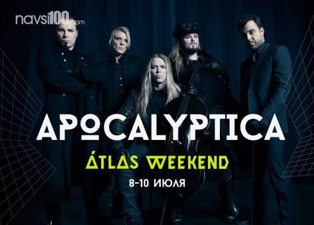 Apocalyptica ����� ����� ������� � ���