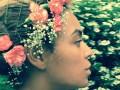 Заквітчана Бейонсе покрасувалася в садочку