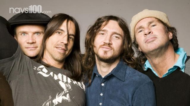 Red Hot Chili Peppers ������������ ���� ���� �Dark Necessities�