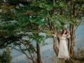 Співачка Наталка Карпа показала романтичне відео з вершини Карпат