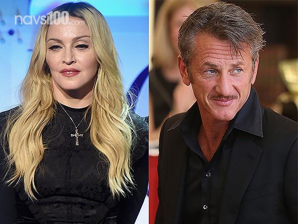 Мадонна запропонувала Шону Пенну побратися вдруге