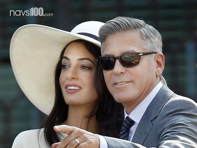 Джордж Клуні розлучається з дружиною?