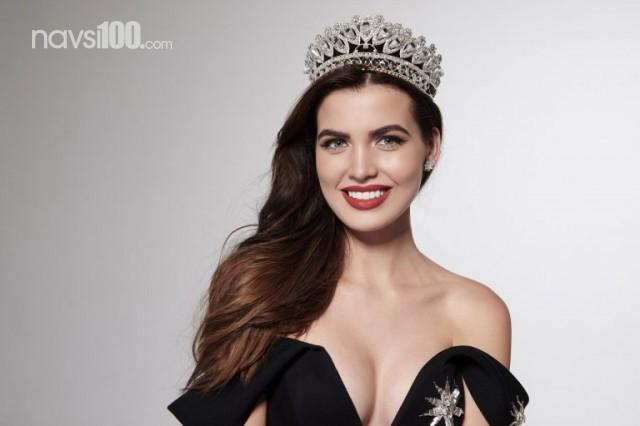 Мисс Украина Вселенная на Филиппинах с другими красавицами в купальнике