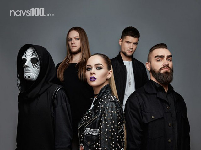 """Гурт The Hardkiss презентує україномовний трек """"Антарктида"""" – історію про невідворотність долі"""