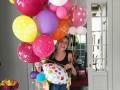 Шэрон Стоун выложила фото с празднования дня рождения