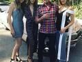 Сталлоне поделился новым снимком с дочерьми