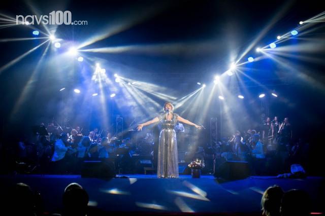В Киеве с аншлагом прошел концерт Татьяны Пискаревой (ФОТО)