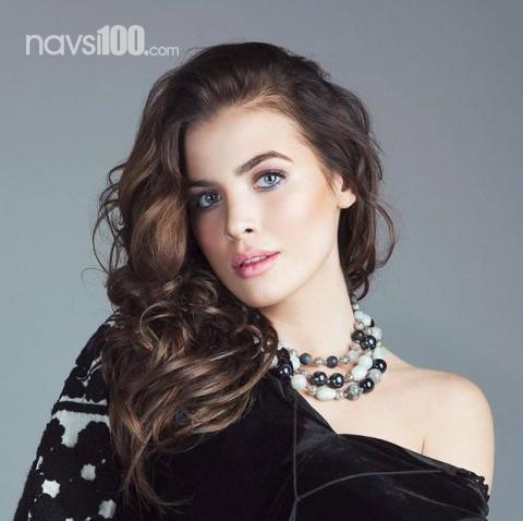 Будущий ангел Victoria's Secret: 19-летняя киевлянка победила на конкурсе красоты в Индии