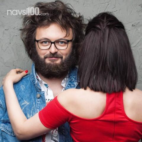 """Dzidzio й Оля Цибульська презентували нову гарячу композицію """"Чекаю. Цьом"""""""