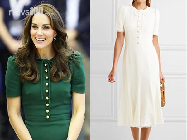 «Dolce&Gabbana» створили сукню на честь Кейт Міддлтон