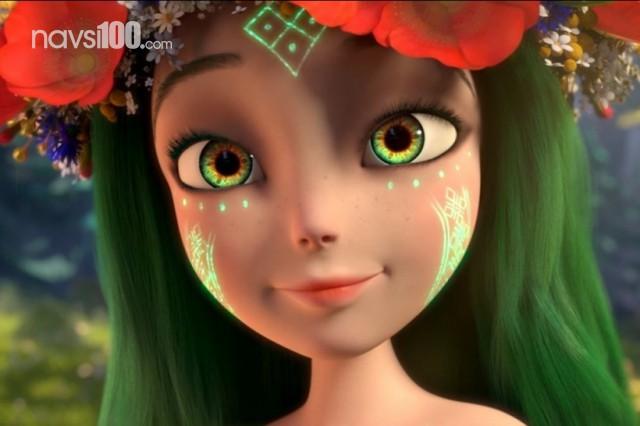 У мережі з'явився перший трейлер українського мультфільму «Мавка. Лісова пісня»