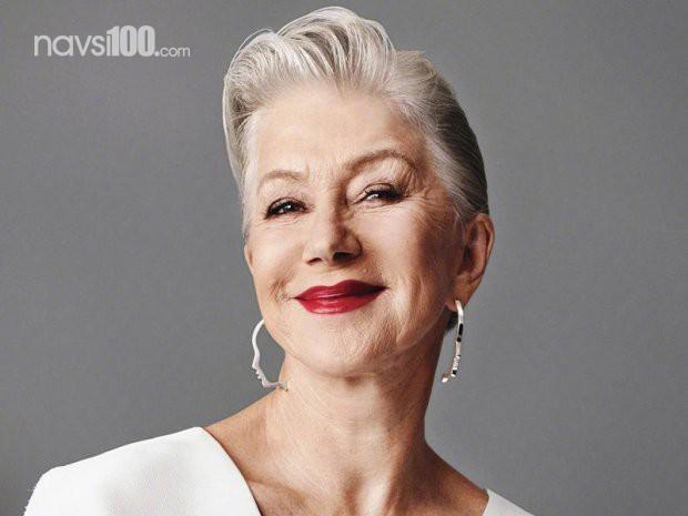 72-летняя кинозвезда снялась для модного журнала