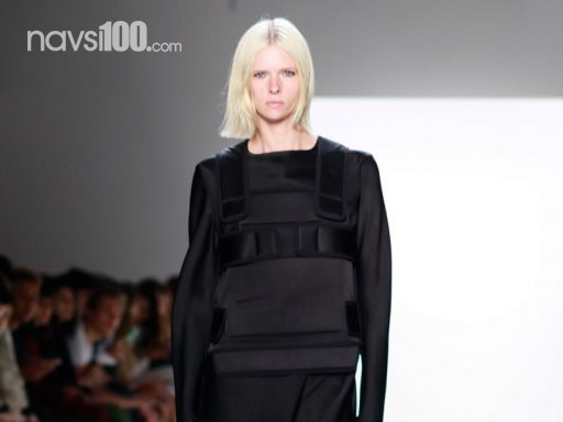 Українська дизайнерка Світлана Бевза дебютувала на тижні моди в Нью-Йорку