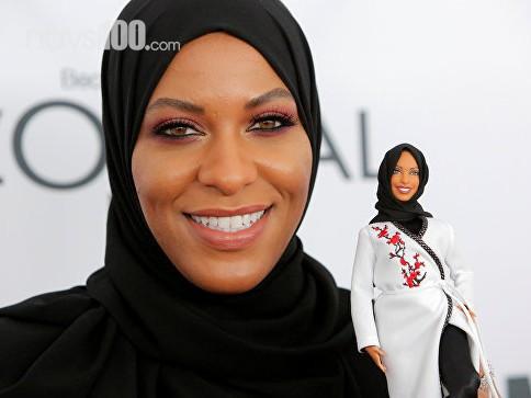 Барбі офіційно вдягнула хіджаб