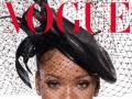 Фото Рианны разместили на трех обложках французского Vogue