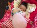 Гайтана показала свою п'ятимісячну дочку