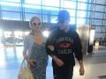 Періс Хілтон разом з нареченим полетіла до України