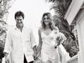 Синди Кроуфорд нежно поздравила своего мужа с 20-летием брака